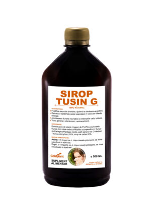 Sirop Tusin G 500ml