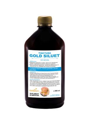 Tinctura Gold Siluet 500ml