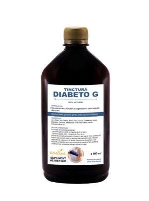 Tinctura Diabeto G 500ml