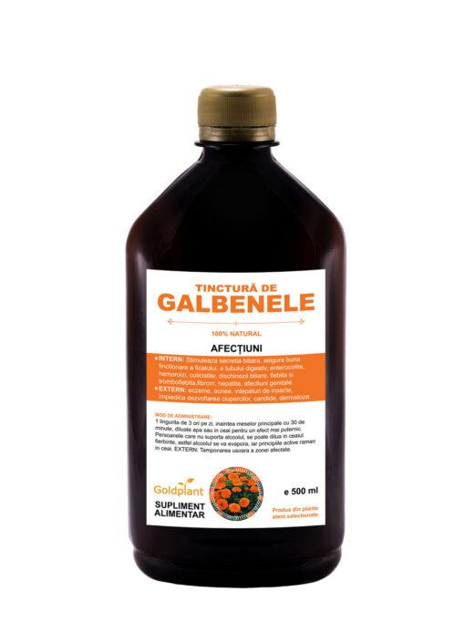 Tinctura de Galbenele 500ml
