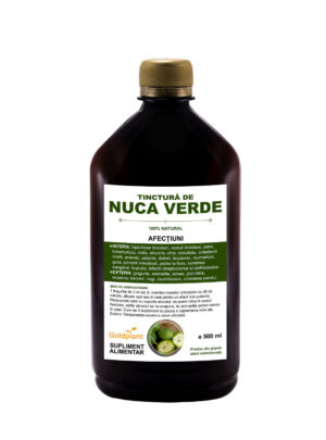 Tinctura de Nuca verde 500ml