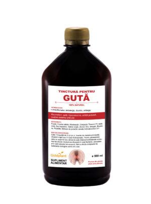 Tinctura pentru Guta 500ml